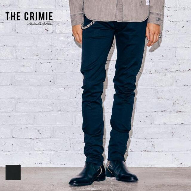 【取り寄せ対応】 CRIMIE クライミー STRETCH 6POCKET PANTS BORN FREE TYPE CR1-02A5-PL07 21AW BORN チノパン ストレッチ チノ パ