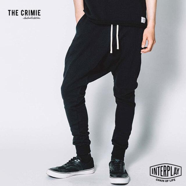 【先行予約】クライミー CRIMIE サルエルスウェットパンツ SARROUEL SWEAT PANTS CR1-02L5-PL51 サルエル スウェット パンツ