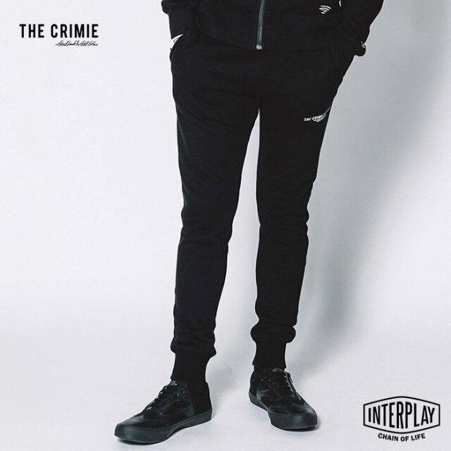 【先行予約】クライミー CRIMIE スウェットジョガーパンツ SWEAT JOGGER PANTS CR1-02L5-PL52 スウェット ジョガー パンツ