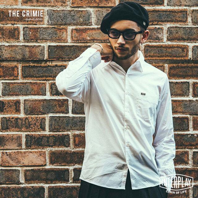 【先行予約】クライミー CRIMIE ハーヴィードレスストレッチシャツ HARVEY DRESS STRETCH SHIRT CR1-02L5-SL05 HARVEY ドレス ストレ