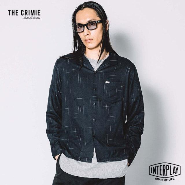 【先行予約】クライミー CRIMIE ビンテージチェックレーヨンシャツ VINTAGE CHECK RAYON SHIRT CR1-02L5-SL10 ビンテージ チェック