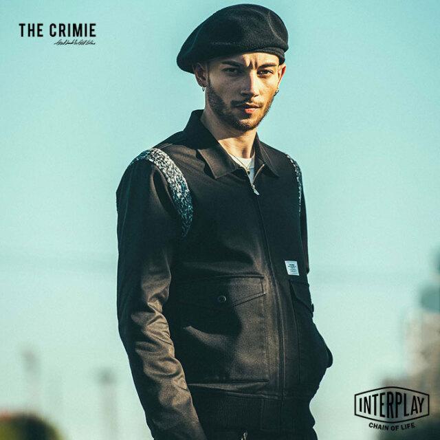 クライミー CRIMIE クライミー×ディッキーズA2タイプワークジャケット CRIMIE×Dickies A2 TYPE WORK JACKET CR1-C2L5-JK02 ディッキ