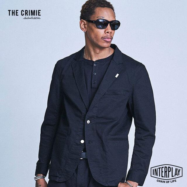 CRIMIE クライミー BORN RUDE STRETCH TWILL JACKET CRA-02A1-JK13  ストレッチ テーラード ジャケット 岡山 アメカジ ファッション