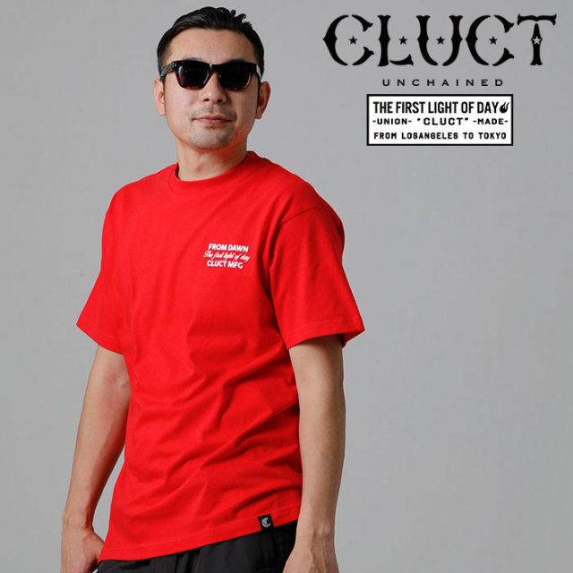 CLUCT(クラクト) CLASSIC S/S TEE 【2019SUMMER/AUTUMN新作】 【#03036】【Tシャツ】