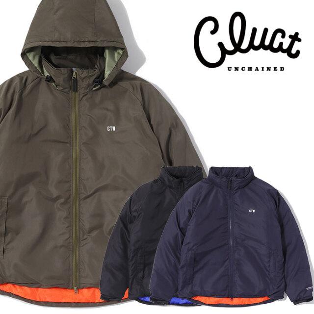 CLUCT(クラクト) CTW-COLD PARKA 【ジャケット】【#04108】【2020AUTUMN&WINTER先行予約】【キャンセル不可】