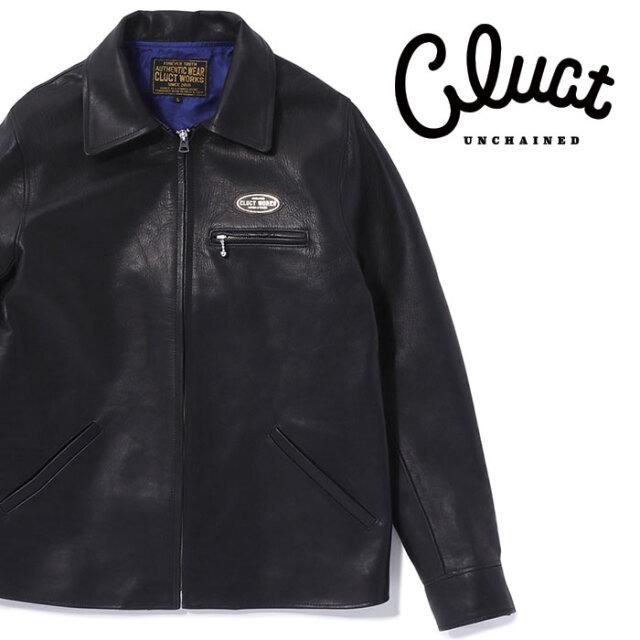 CLUCT(クラクト) CW-LEATHER Z-101 【レザージャケット】【#04114】【2020AUTUMN&WINTER先行予約】【キャンセル不可】