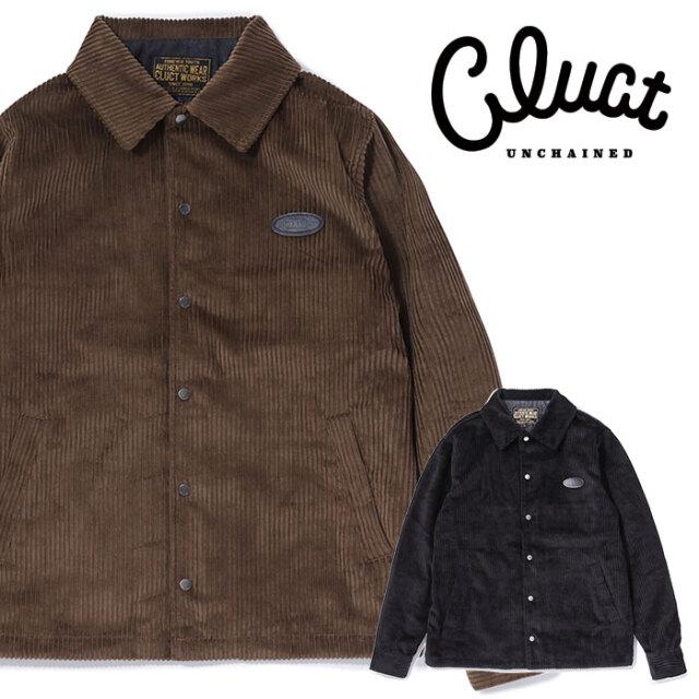 CLUCT(クラクト) CW-C COARCH JKT 【コーチジャケット】【#04115】【2020AUTUMN&WINTER新作】