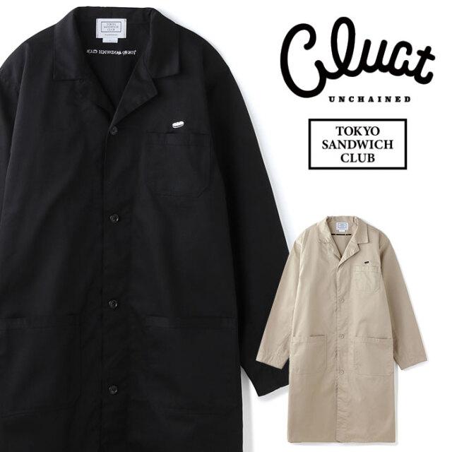 CLUCT(クラクト) T.S.C-CHEFF COAT 【シェフコート】【#04131】【2020AUTUMN&WINTER先行予約】【キャンセル不可】