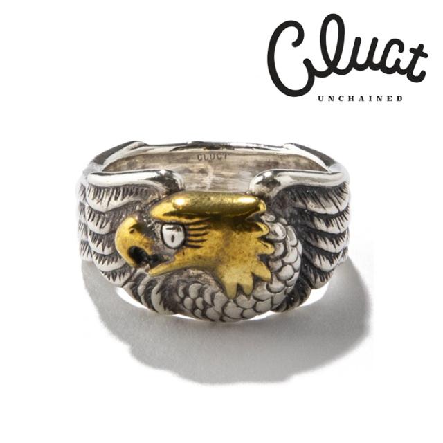 CLUCT(クラクト) EAGLE [RING] 【リング 指輪】【#04395】【2021WINTER先行予約】【キャンセル不可】