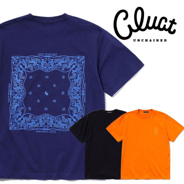 CLUCT(クラクト) CW-CARP TEE(R) 【Tシャツ 半袖】【#04139】【2020AUTUMN&WINTER先行予約】【キャンセル不可】