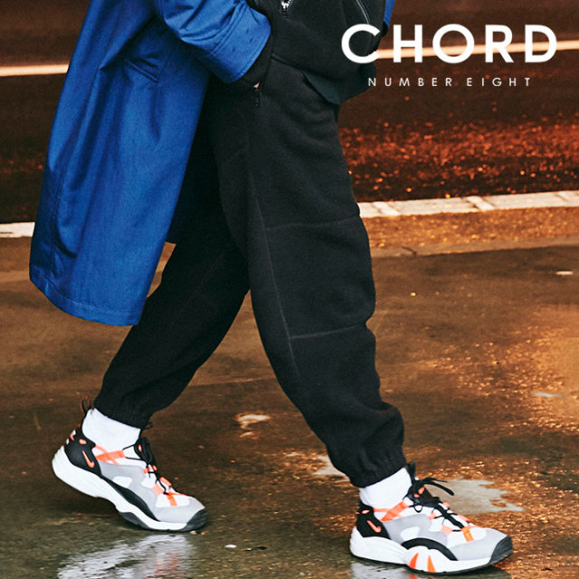 CHORD NUMBER EIGHT(コードナンバーエイト) POLARTEC  FLEECE  PANTS 【2019AUTUMN&WINTER先行予約】 【キャンセル不可】【CH01-0