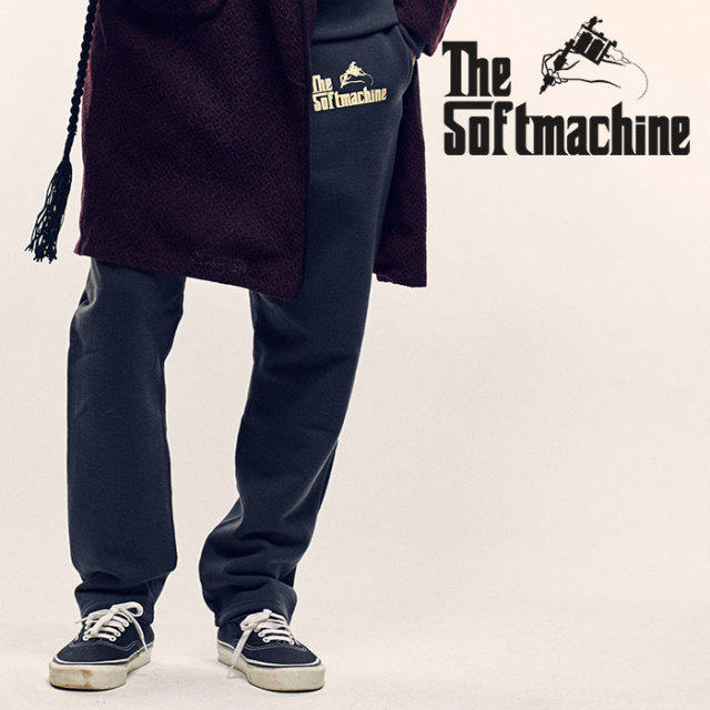 SOFTMACHINE(ソフトマシーン) GOD SWEAT PANTS(SWEAT PANTS) 【2018AUTUMN/WINTER新作】【スウェットパンツ】