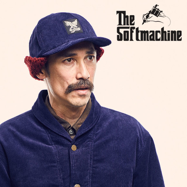 SOFTMACHINE(ソフトマシーン) NO COUNTRY CAP(BOA CAP) 【2018AUTUMN/WINTER新作】【ボア キャップ】