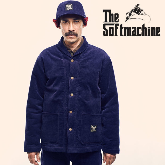 【SALE40%OFF】 SOFTMACHINE(ソフトマシーン) NO COUNTRY JK(BOA COVERALL JACKET) 【2018AUTUMN/WINTER新作】【ボア カバーオー