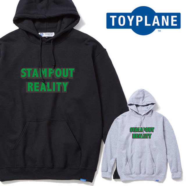 TOYPLANE(トイプレーン) STAMPOUT HOODY 【フーディー プリント】【2020 SUMMER GRAFIC ISSUE 先行予約】【TP20-NSW02】【キャンセ