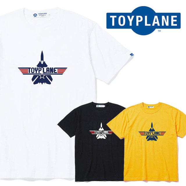 TOYPLANE(トイプレーン) S/S TOPGUN TEE 【Tシャツ プリント 半袖】【2020 SUMMER GRAFIC ISSUE 先行予約】【TP20-NTE02】【キャン
