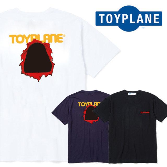 TOYPLANE(トイプレーン) S/S SLEEPI`N RIPPER TEE 【Tシャツ プリント 半袖】【2020 SUMMER GRAFIC ISSUE新作】【TP20-NTE04】