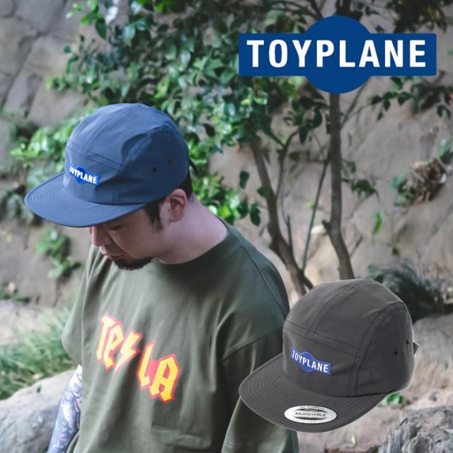 TOYPLANE(トイプレーン) REFLECTOR JET CAP 【キャップ 帽子】【2021HIGH SUMMER先行予約】【TP21-NCP02】【キャンセル不可】