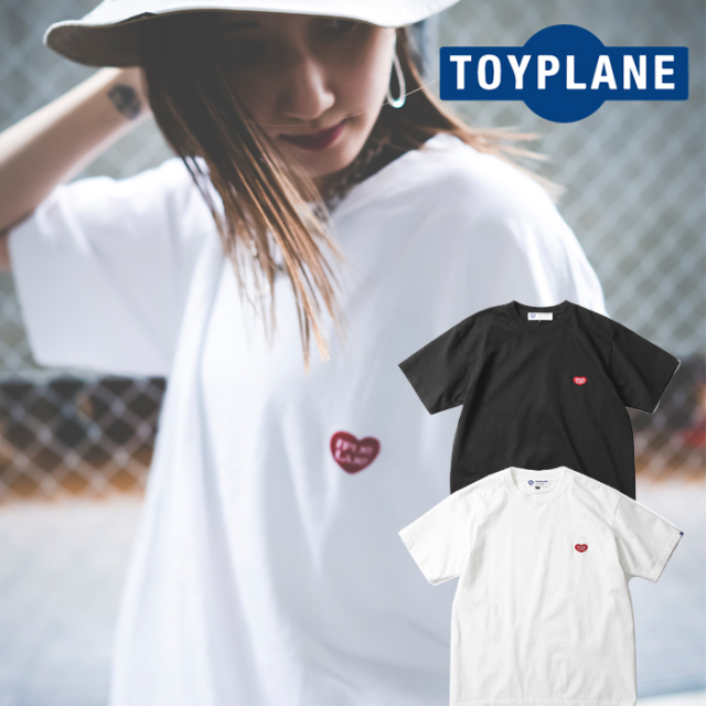 TOYPLANE(トイプレーン) WATER REPELLENT TEE 【Tシャツ 半袖】【2021HIGH SUMMER先行予約】【TP21-NCS02】【キャンセル不可】