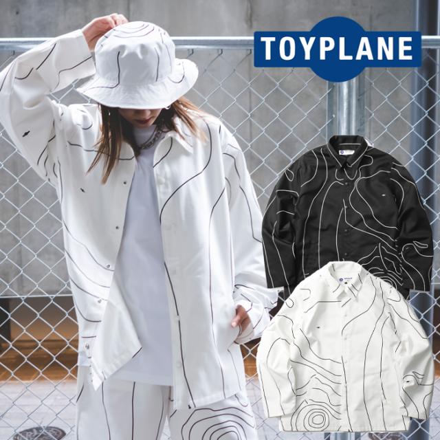 TOYPLANE(トイプレーン) ISOBAR JACKET 【ジャケット】【2021HIGH SUMMER先行予約】【TP21-NJK01】【キャンセル不可】