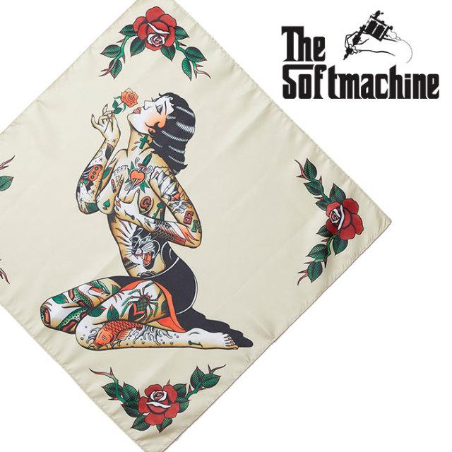 SOFTMACHINE(ソフトマシーン) VARGAS SCARF(SCARF) 【2018AUTUMN/WINTER新作】