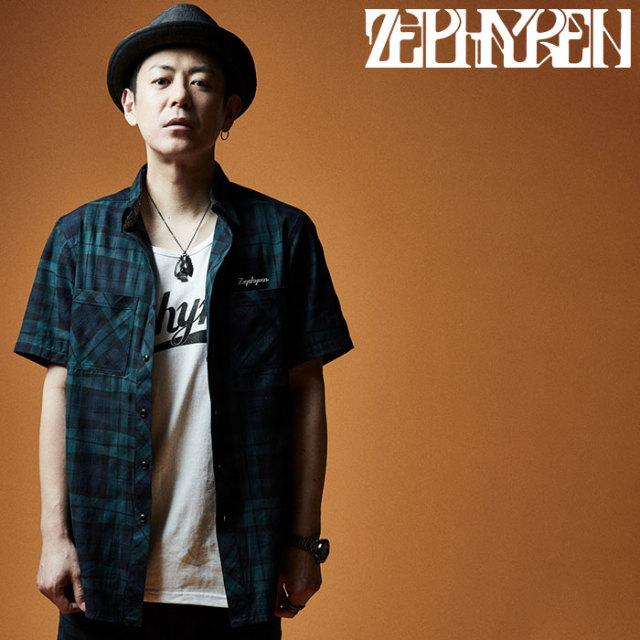 ZEPHYREN(ゼファレン) TANK TOP - BEYOND - 【タンクトップ】【Z16UK03】 【2020SUMMER先行予約】【キャンセル不可】