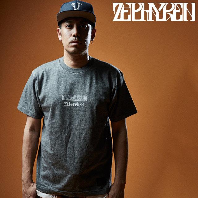 ZEPHYREN(ゼファレン) S/S TEE - fiat lux - 【Tシャツ】【Z20UL11】 【2020SUMMER先行予約】【キャンセル不可】