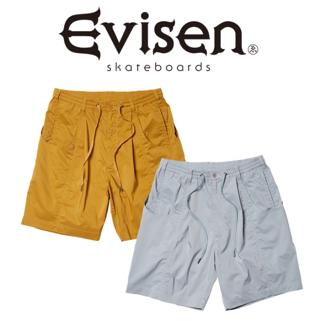 Evisen Skateboards (エヴィセン スケートボード) CLEW SHORTS 【ショーツ】【2021SPRING&SUMMER COLLECTION】【00005297】