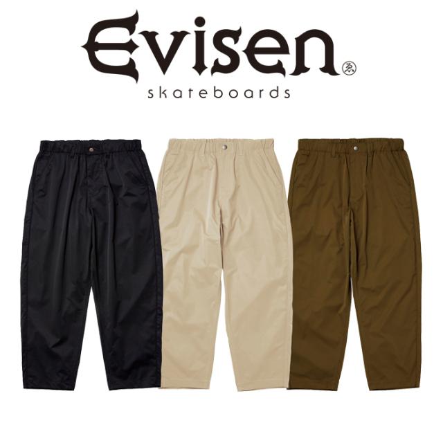 Evisen Skateboards (エヴィセン スケートボード)  EASY AS DRY PANTS  【イージー パンツ】【エビセン スケートボード Evisen Ska