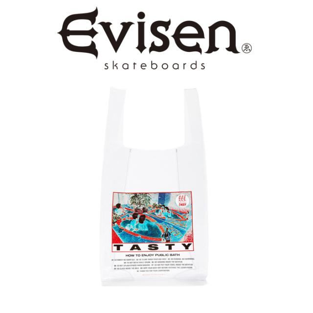 Evisen Skateboards (エヴィセン スケートボード) TASTY BATH BAG 【バック】【2021 SPRING&SUMMER COLLECTION】【00005835】
