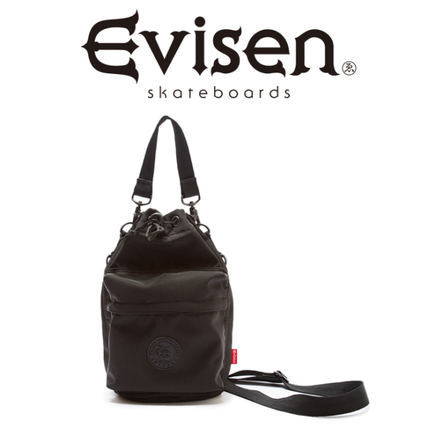 Evisen Skateboards (エヴィセン スケートボード) HAMMER THROW POUCH 【バック】【2021 SPRING&SUMMER COLLECTION】【00005836】