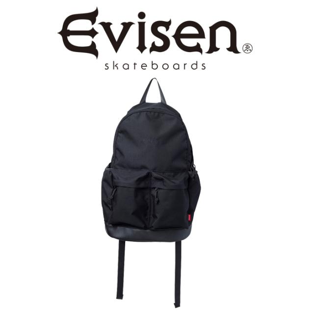 【EVISEN】 Evisen Skateboards (エヴィセン スケートボード)  CLEW BACKPACK  【バックパック リュック】【エビセン スケートボー