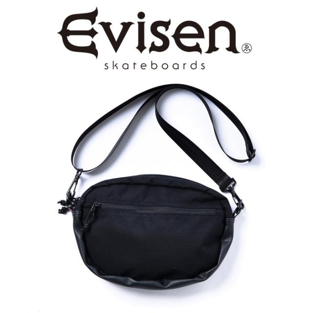 【EVISEN】 Evisen Skateboards (エヴィセン スケートボード)  BONG CHANG POUCH  【ポーチ バッグ ショルダー】【エビセン スケー