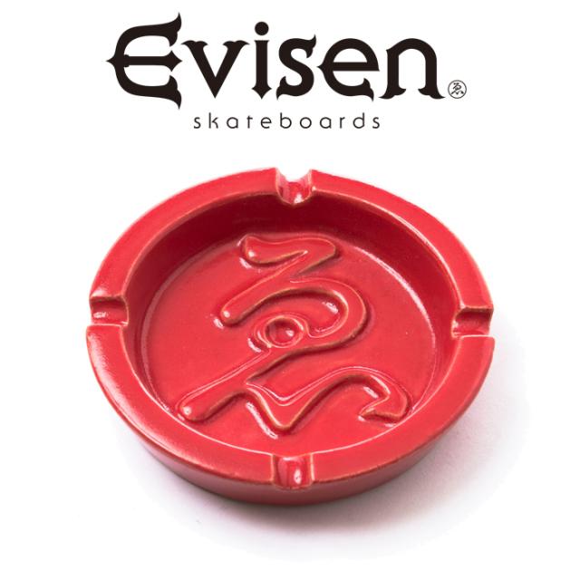 【EVISEN】 Evisen Skateboards (エヴィセン スケートボード)  WYE ASH TRAY  【灰皿 小物入れ アクセサリー入れ アウトドア キャ