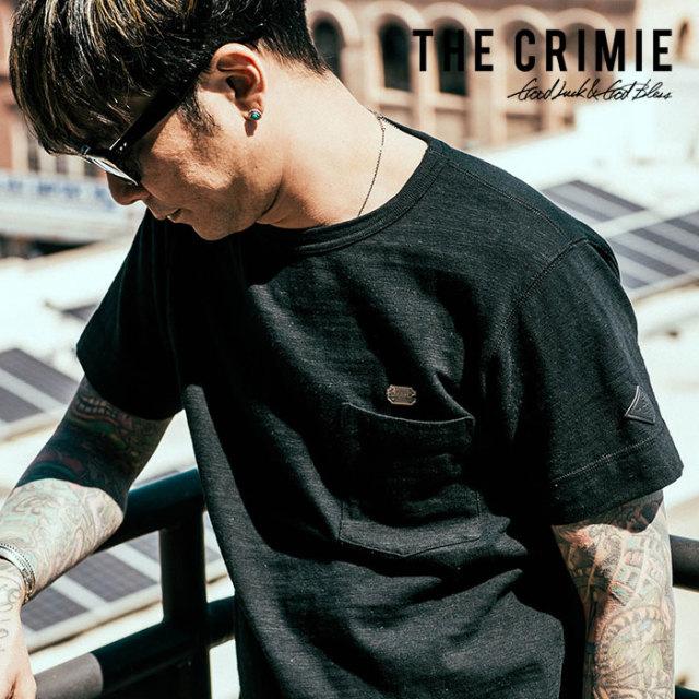 CRIMIE(クライミー) CS SHORT SLEEVE SHIRT 【2018AUTUMN/WINTER先行予約】 【キャンセル不可】【C1H5-CS02】