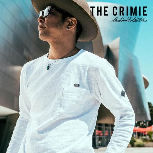 CRIMIE(クライミー) CS LONG SLEEVE SHIRT 【2018AUTUMN/WINTER先行予約】 【キャンセル不可】【C1H5-CS03】