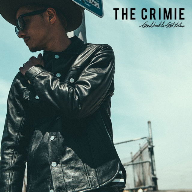 CRIMIE(クライミー) BORN FREE LEATHER JACKET 【2018AUTUMN/WINTER先行予約】 【キャンセル不可】【C1H5-JK06】