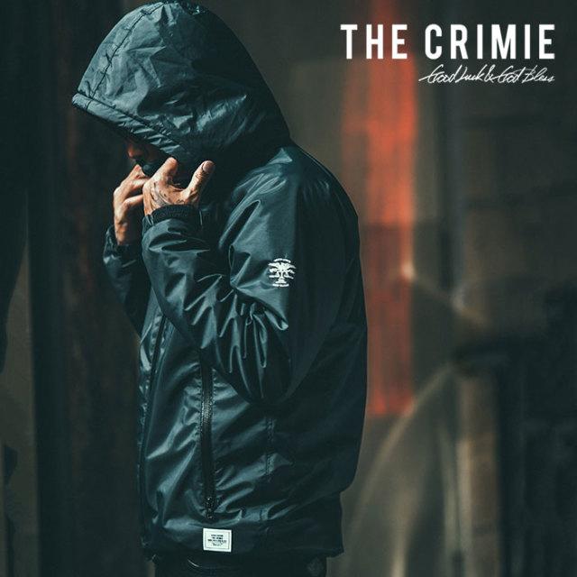 CRIMIE(クライミー) 3 LAYER 2 WAY HOOD IN DOWN JACKET 【2018AUTUMN/WINTER先行予約】 【キャンセル不可】【C1H5-JK14】