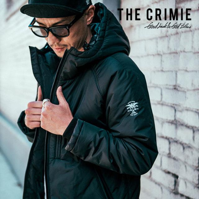 CRIMIE(クライミー) WATER RESISTANT HOOD JACKET 【2018AUTUMN/WINTER先行予約】 【キャンセル不可】【C1H5-JK16】