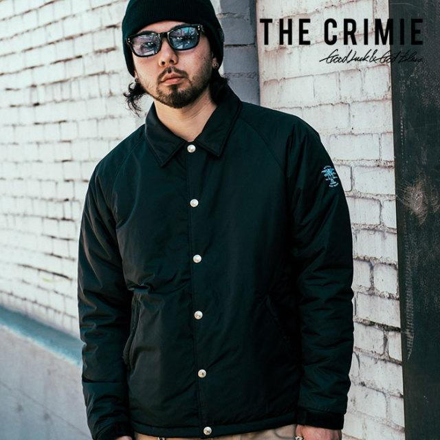 CRIMIE(クライミー) WATER RESISTANT COACHES JACKET 【2018AUTUMN/WINTER先行予約】 【キャンセル不可】【C1H5-JK17】