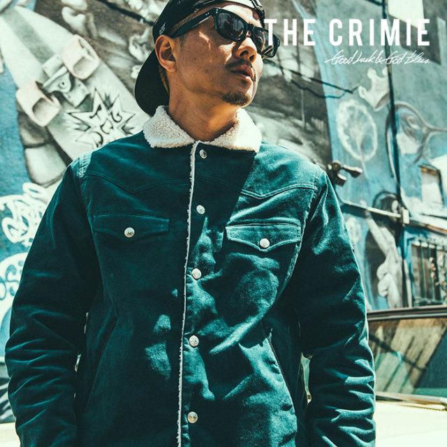 CRIMIE(クライミー) CORDUROY BOBBY 2 JACKET 【2018AUTUMN/WINTER先行予約】 【キャンセル不可】【C1H5-JK26】