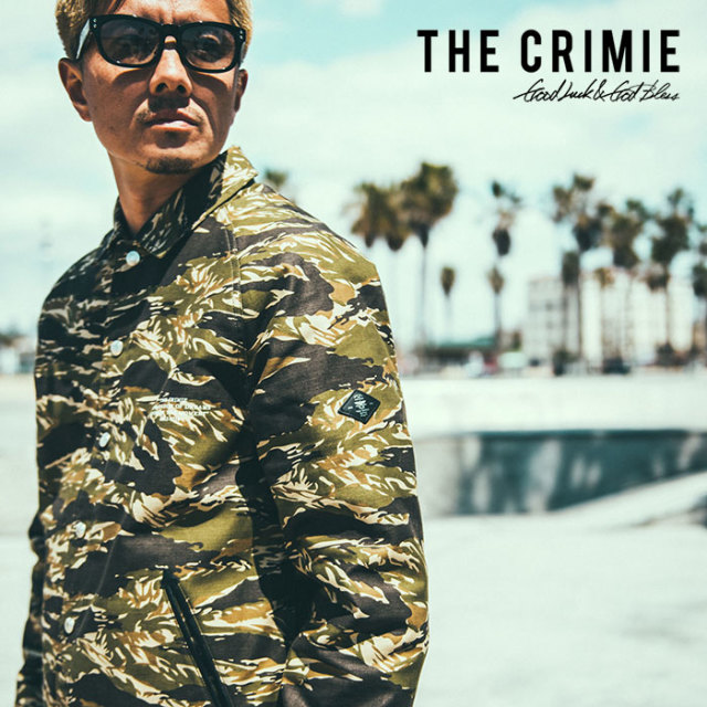 CRIMIE(クライミー) BACK SATIN BOA JACKET 【2018AUTUMN/WINTER先行予約】 【キャンセル不可】【C1H5-JK27】