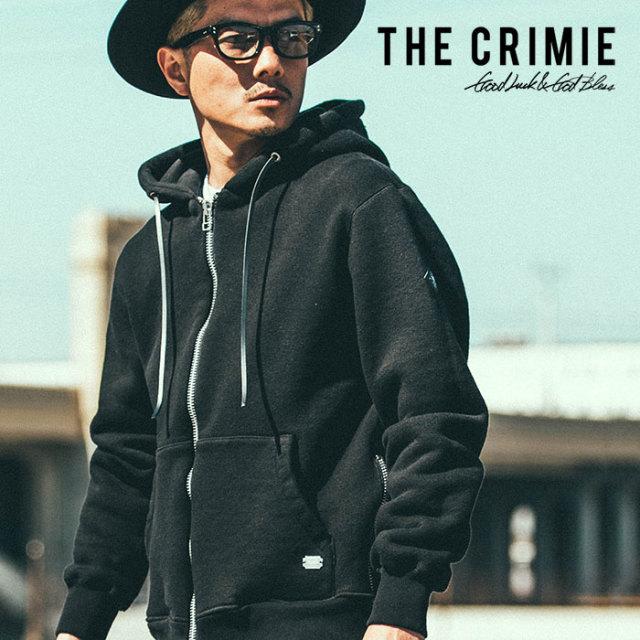 CRIMIE(クライミー) ORIGINAL SUPER HEAVY WEIGHT TSURIAMI ZIP PARKA 【2018AUTUMN/WINTER先行予約】 【キャンセル不可】【C1H5-
