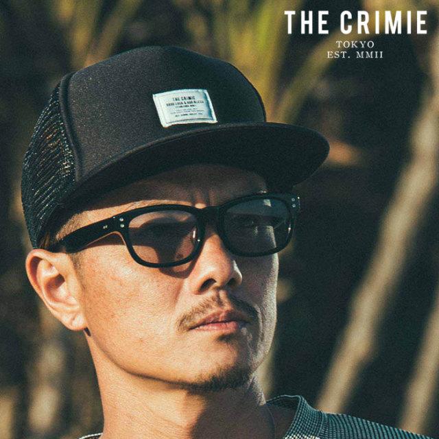 CRIMIE(クライミー) MESH CAP LOGO CR 【メッシュキャップ ロゴ 帽子】【シンプル おしゃれ】【CR01-02L1-HW02】【2020SPRING&SUMM