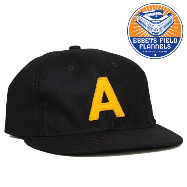 EBBETS FIELD FLANNELS(エベッツフィールドフランネルズ) Army 1957 Cap 【キャップ 帽子】