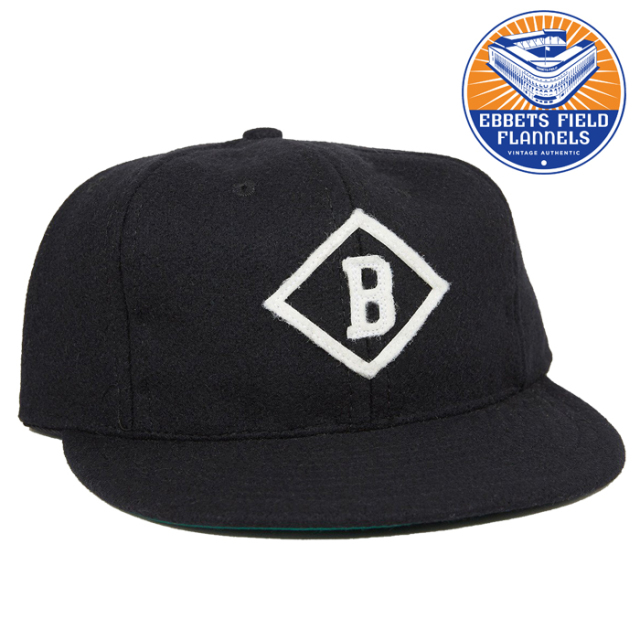 EBBETS FIELD FLANNELS(エベッツフィールドフランネルズ) Bismrk Chrchls 1935 Cap 【キャップ 帽子】