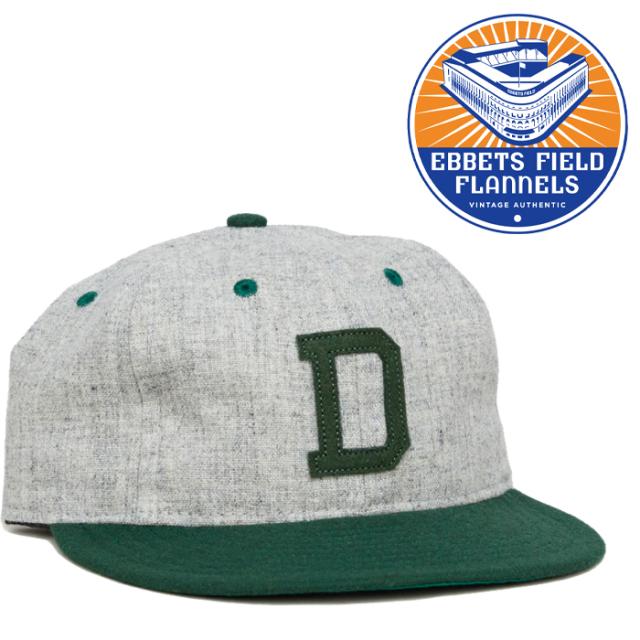 EBBETS FIELD FLANNELS(エベッツフィールドフランネルズ) Drtmoth College 1942 【キャップ 帽子】
