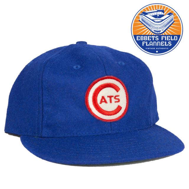 EBBETS FIELD FLANNELS(エベッツフィールドフランネルズ) FortWorthCats 1959 Cap 【キャップ 帽子】