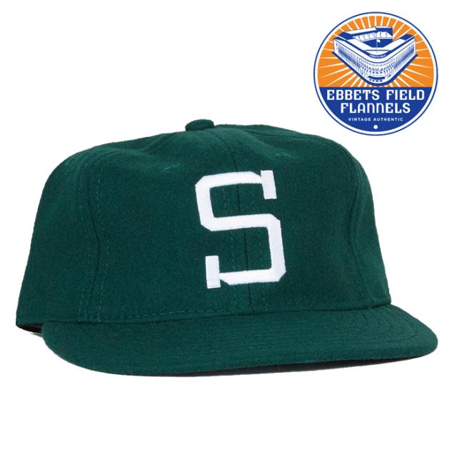 EBBETS FIELD FLANNELS(エベッツフィールドフランネルズ) Micign St 1954 CAP 【キャップ 帽子】