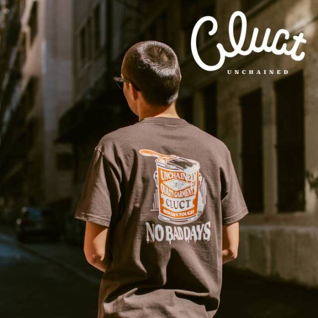 CLUCT (クラクト)  WINSLOW[S/S TEE]  【Tシャツ 半袖】【#04275】【2021SUMMER/AUTUMN新作】【キャンセル不可】